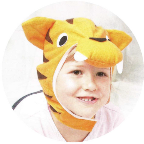 Animal Hats (Set Of 5)