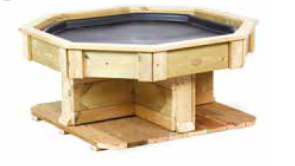Play Tray Activity Table