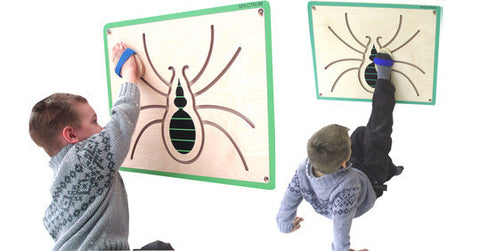 Spider Wall Toy