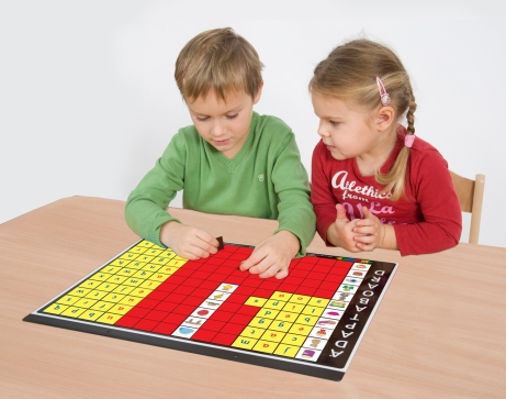 Adaptaboard® Basic Phonics Board