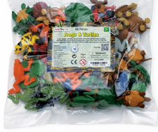 Frog And Turtles Bulk Bag