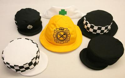 Dressing Up Hats - Pack of 6