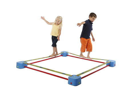 Playzone- Fit Balance Box Quad Kit