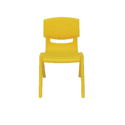 Yellow Plastic Chairs
