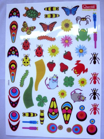 Reusable Garden Stickers