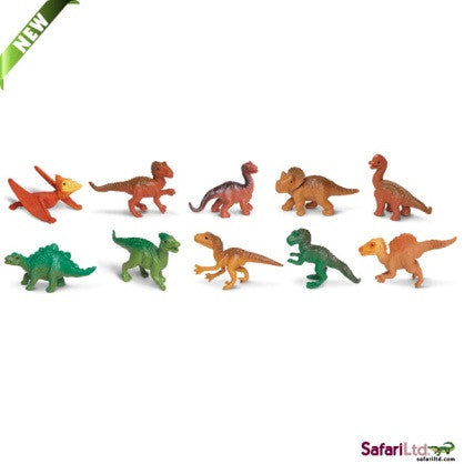Safari Dino Set