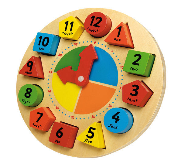 Early Years Teaching Clock