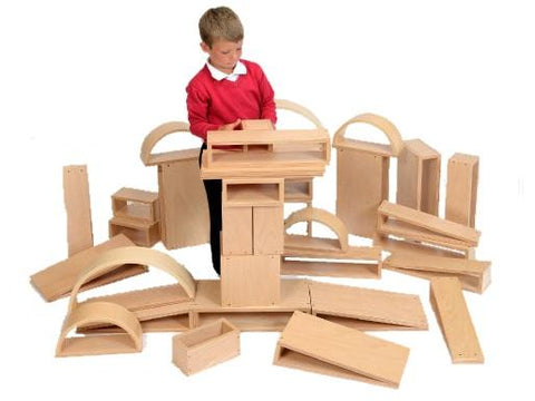 Open Building Blocks in use