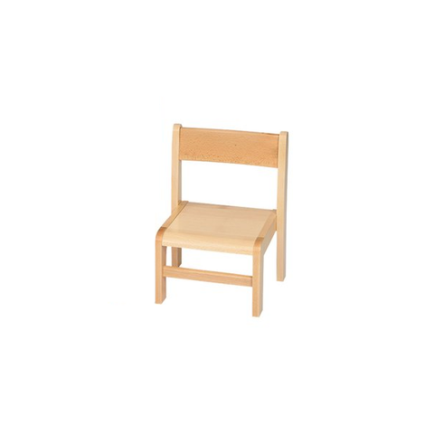 Stackable Beech Chair 21cm