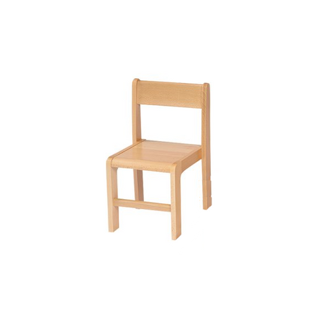 Stackable Beech Chair 31cm