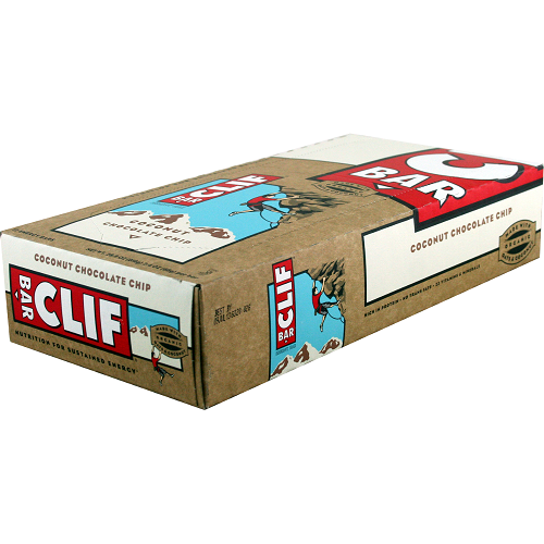 Clif Bar Coconut Chocolate Chip (12 ct)