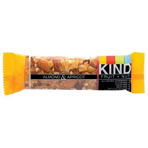 Kind Bar Almond and Apricot (12 ct)