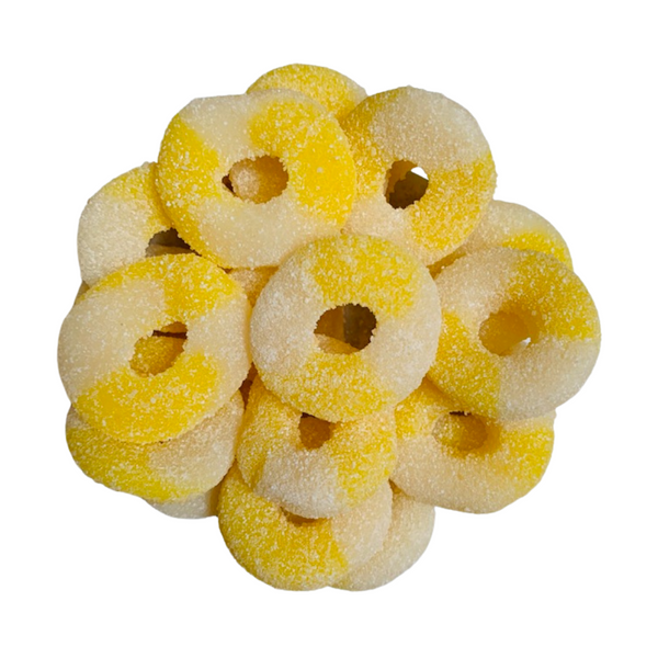 Fini Sour Pineapple Rings