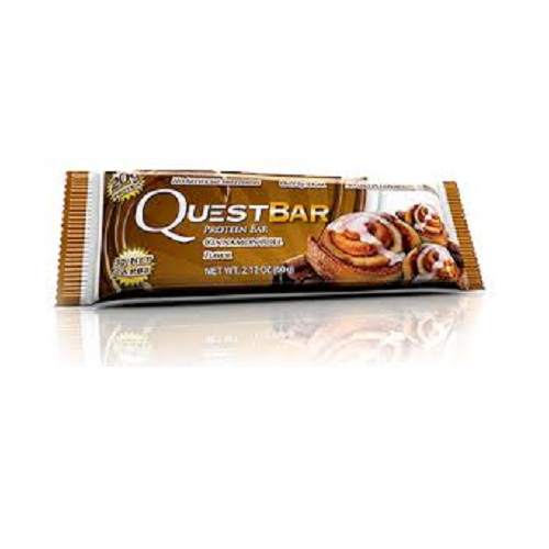 Quest Bar Cinnamon Roll (12 ct)