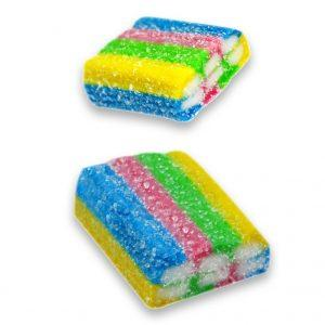 Vidal Rainbow Licorice Bricks