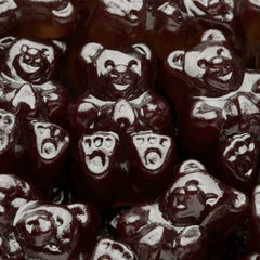 Albanese Gummi Bears Black Cherry (5 lb)