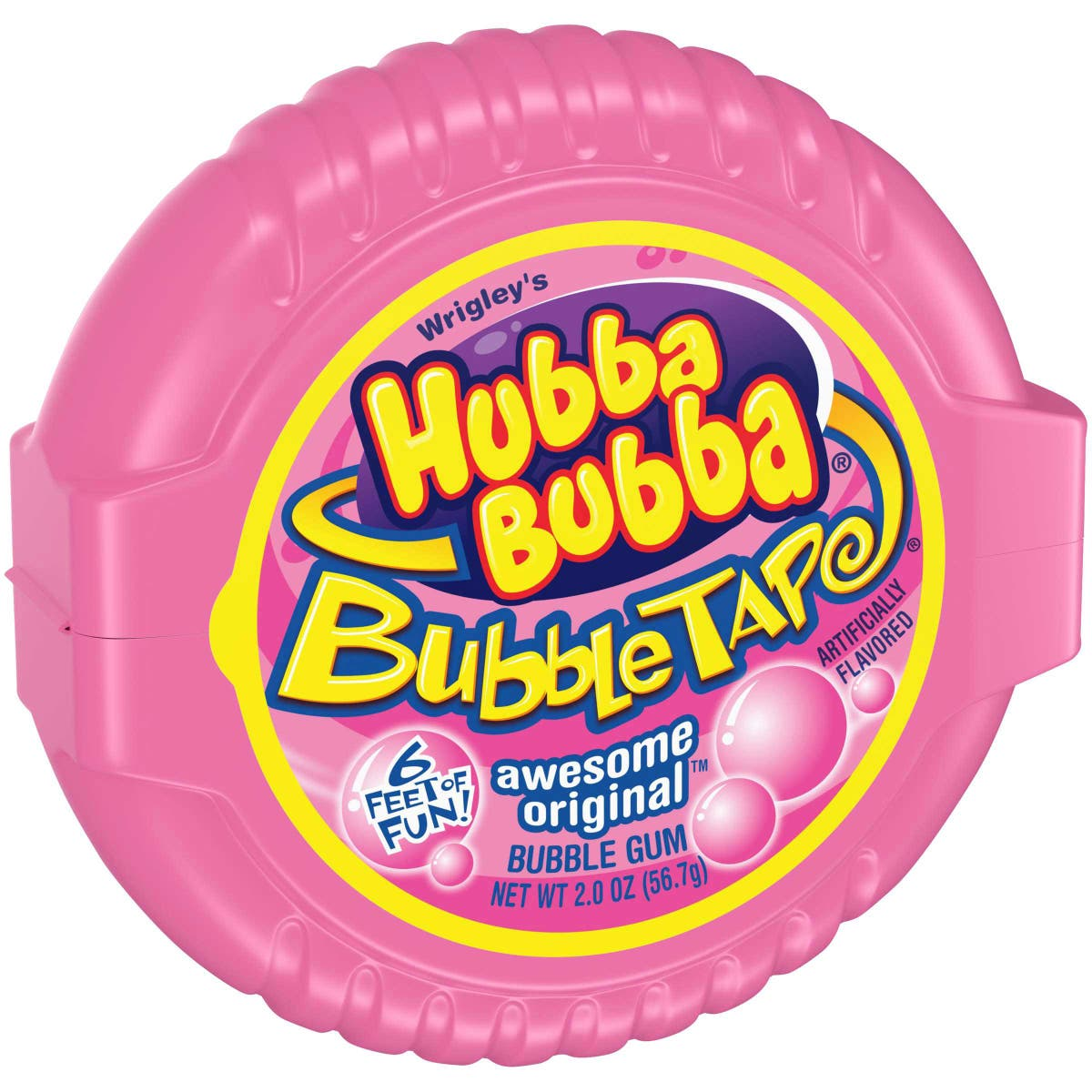 Hubba Bubba Bubble Tape Original (6 ct)
