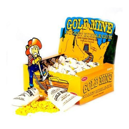 Gold Mine Gum (24 ct)