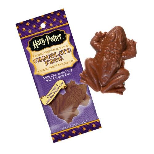 Jelly Belly Harry Potter Chocolate Frog (24 ct)