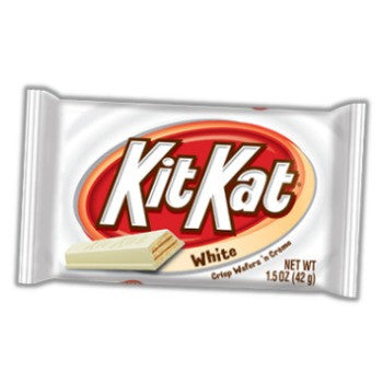 Kit Kat White Chocolate (24 ct)
