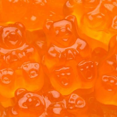 Albanese Gummi Bears Orange (20 lb)