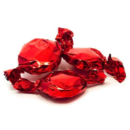 Foiled Hard Candy Red (5 lb)