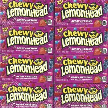 Lemonhead Berry Awesome Small (24 ct)