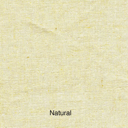 Solid Color 5.7 oz Weight Hemp/Organic Cotton Blend Fabric