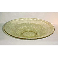 MADRID Depression Glass Console Bowl