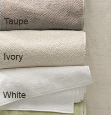 Coyuchi Organic Medium Weight Towels WHITE SALE!