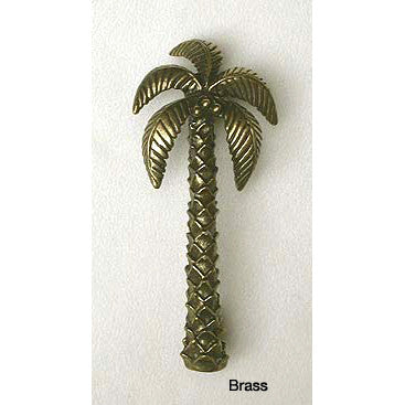 Palm Tree Knobs & Pulls