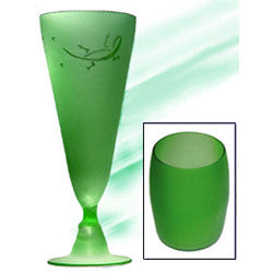 Gecko Recycled Glass Tumblers & Goblets
