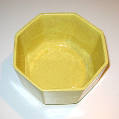 Vintage Ungemach Yellow Pottery #758