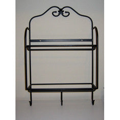 Longaberger Wrought Iron Envelope Rack