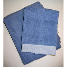 USA Organic Towels - Dusty Blue Sets WHITE SALE!