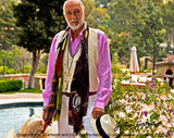 Mick Fleetwood cashmere scarf
