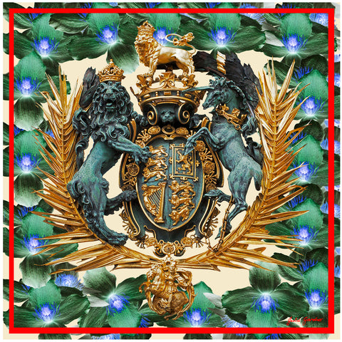 Coat Of Arms – Satin Silk