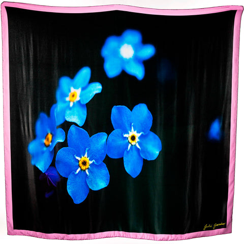 Forget Me Not – Satin Silk