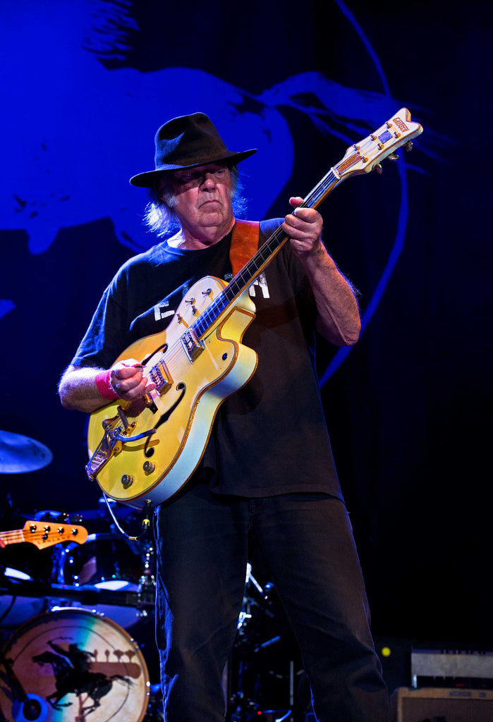 Neil Young & Crazy Horse - Liverpool - 13th July 2014 - Exhibition