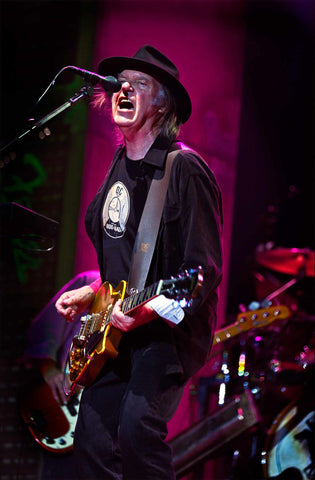 Neil Young & Crazy Horse - London O2 Arena - 17th June 2013 - Exhibition