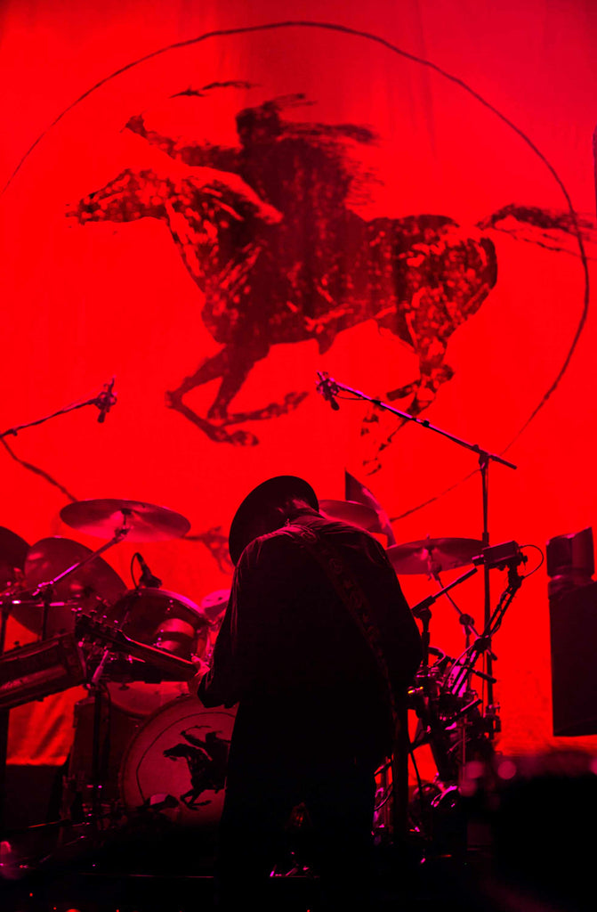 Neil Young & Crazy Horse - Newcastle - 10th June 2013 - Exhibition