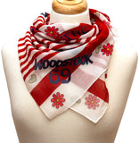 Woodstock Cotton Scarves / Bandanas