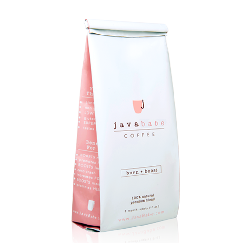 Java Babe Coffee - Premium Body Boosting Blend