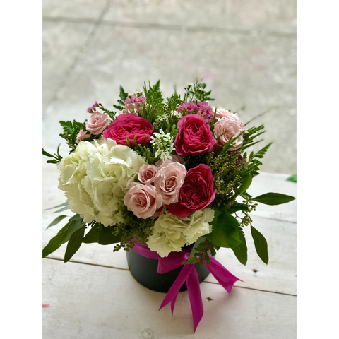 Exquisite Elegance Box - NE Flower Boutique