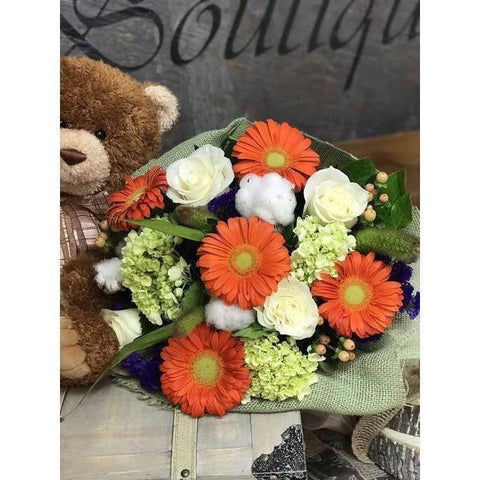 Orange Sunday - NE Flower Boutique