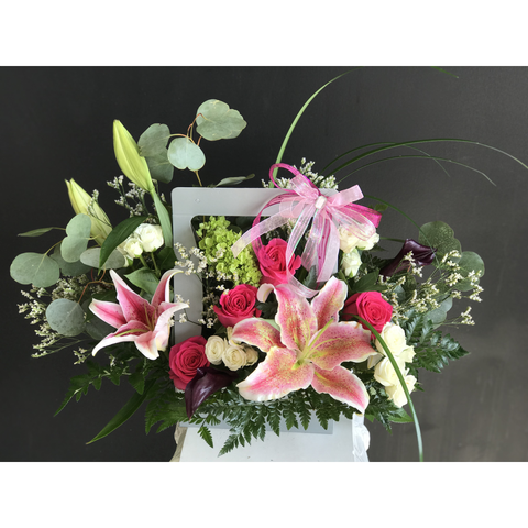 Sweet Dreams Box - NE Flower Boutique