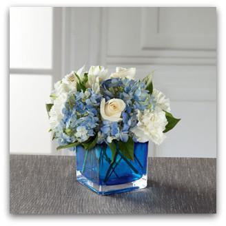 Hanukkah Vase - NE Flower Boutique