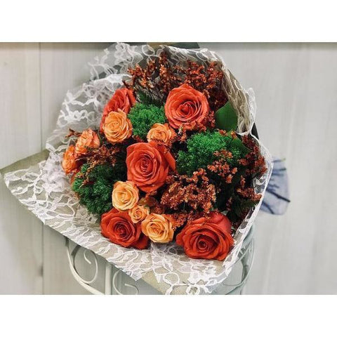 Fall in the Air - NE Flower Boutique
