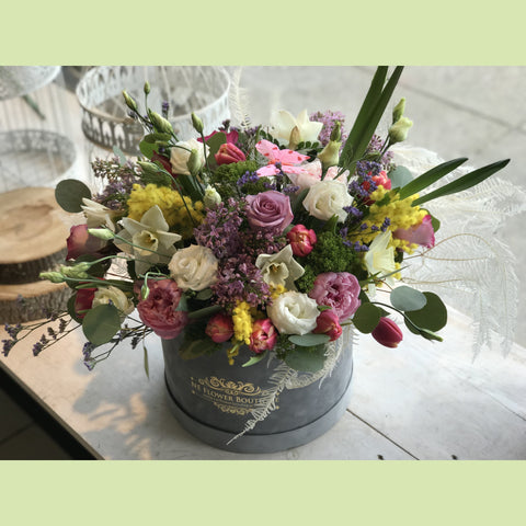 Heartfelt Box - NE Flower Boutique
