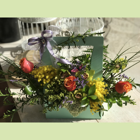 Sweet Spring Box - NE Flower Boutique